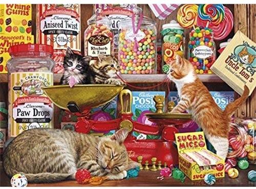 Gibsons puzzel Paw Drops & Sugar Mice - Steve Read - 1000 stukjes