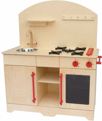 Van Dijk Toys Keukenblok groot