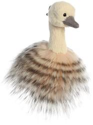 Aurora Luxe Boutique Sadira struisvogel sleutelhanger 13 cm