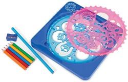 Planet Happy  kleinspeelgoed Sjabloonset