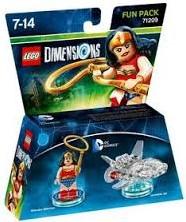 Lego  Dimensions DC Comics 71209