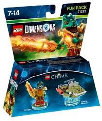 Lego  Dimensions Chima Cragger 71223