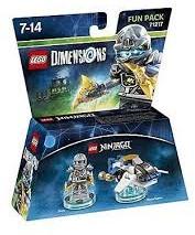 LEGO Dimensions Ninjago Zane 71217