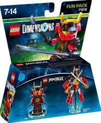 LEGO Dimensions Ninjago Nya 71216