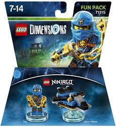 Lego Dimensions Ninjago Jay 71217