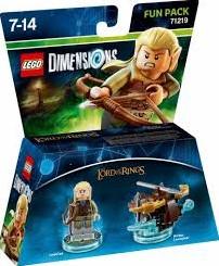 Lego  Dimensions LOTR las 71219