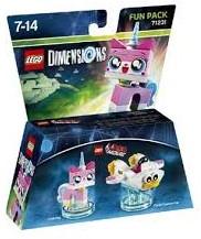 Lego  Dimensions UniKitty 71231