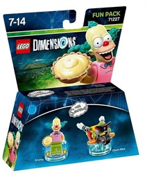 Lego  Dimensions The Simpsons Krusty the Clown 71227