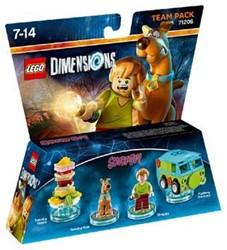 Lego  Dimensions Scooby-Doo 71206