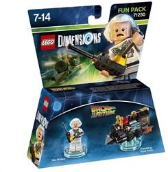 Lego  Dimensions BTTFuture 71230