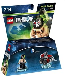 Lego  Dimensions DC Comics Bane 71240