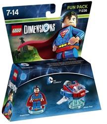 Lego  Dimensions DC Comics Superman 71236