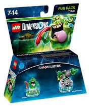 Lego  Dimensions Ghostbusters Slimer 71241