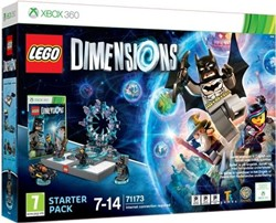 Lego  Dimensions Starter Pack: XBOX 360