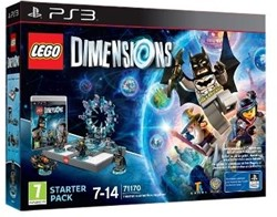 Lego  Dimensions Starter Pack: PS3