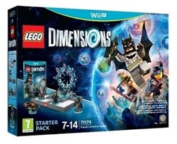 Lego  Dimensions Starter Pack: WII U