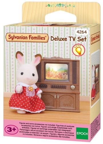 Sylvanian Families Luxe Kleuren-Tv 4264-3