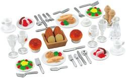 Sylvanian Families Diner-Voor-Twee-Set 4717