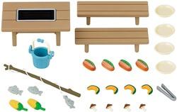 Sylvanian Families Barbecueset Voor De Familie 5091