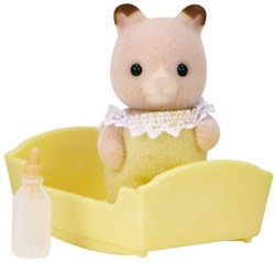 Sylvanian Families Baby Hamster 5122