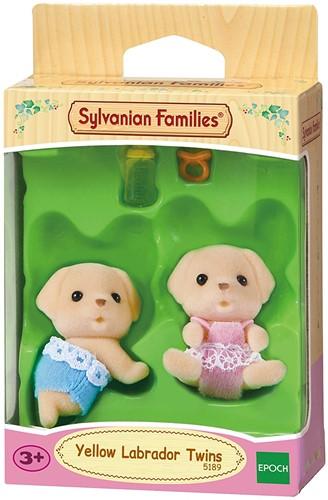 Sylvanian Families Tweeling Labrador 5189-3