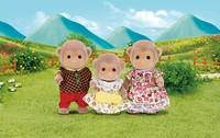 Sylvanian Families Familie Aap 5214-2