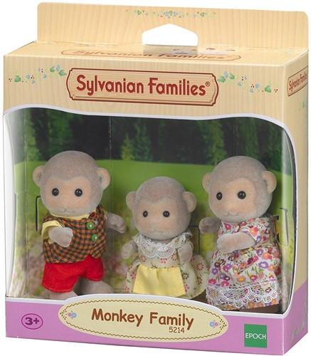 Sylvanian Families Familie Aap 5214-3