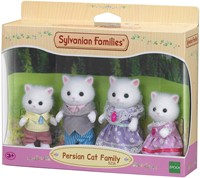 Sylvanian Families Familie Perzische Kat 5216-3