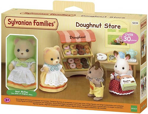 Sylvanian Families Donutwinkel 5239-2