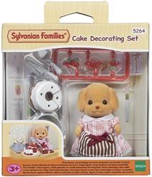 Sylvanian Families accessoires Cake Decorating Set 5264