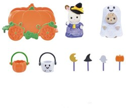 Sylvanian Families combinatieset Baby Trick or Treaters set