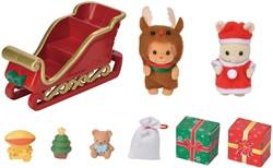 Sylvanians Families combinatieset baby sleigh ride set 5269