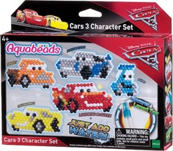 Aquabeads Cars 3 Figurenset