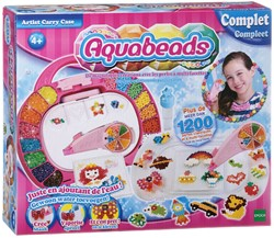 Aquabeats knutselen kunstenaarskoffertje