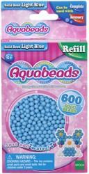 Aquabeads Lichtblauwe Parels