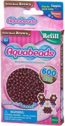 Aquabeads Bruine Parels