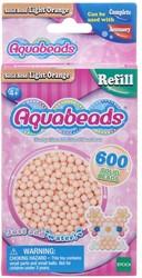 Aquabeads Lichtoranje Parels (Huidskleur)