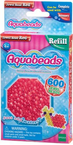 Aquabeads rode juweelparels