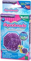 Aquabeads Paarse Juweelparels