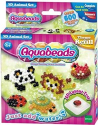 Aquabeads 3D Dierenset