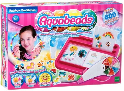 Aquabeads Regenboogpenstation