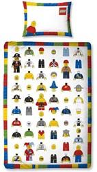 Lego  Dekbed Minifigures