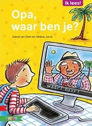 Zwijsen  avi boek Opa waar ben jij AVI M4