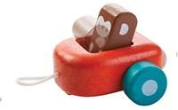 Plan Toys  houten trekfiguur Happy Engine-3