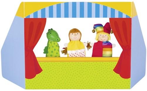 Goki Finger puppets 8