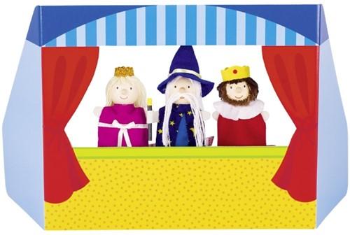 Goki Finger puppets 3