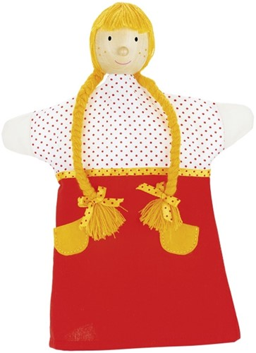 Goki Hand puppet Gretel
