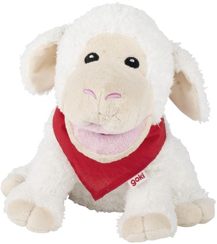 Goki Hand puppet sheep Suse