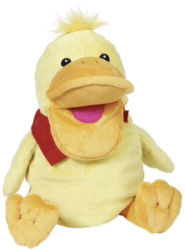 Goki Hand puppet duck Ellsa