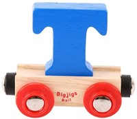 BigJigs Rail Name Letter T-2